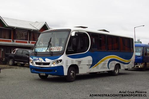 Canahuel Viajes - Castro - Comil Piá / Mercedes Benz (Wk5761)
