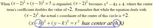 Equation of Circles-4