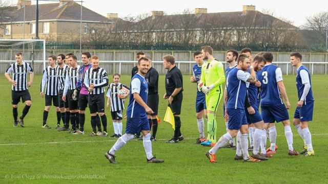 Ashington CFC 0 v 1 Shildon AFC ENL1 28th Jan 2017