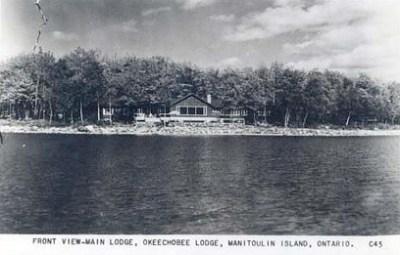 Okeechobee Lodge, Manitoulin Island, Ontario | Old ...