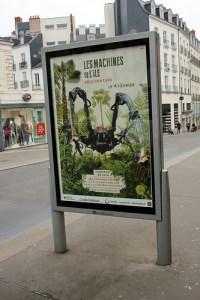 Les Machines de l'île poster