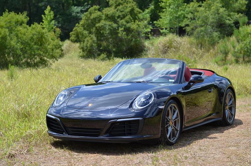 Dealer Inventory New 2017 Porsche 911 C4S Cab Porsche