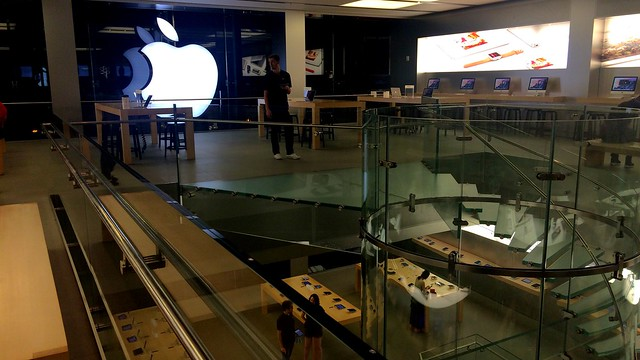 Apple Store Boston (Boylston Street)