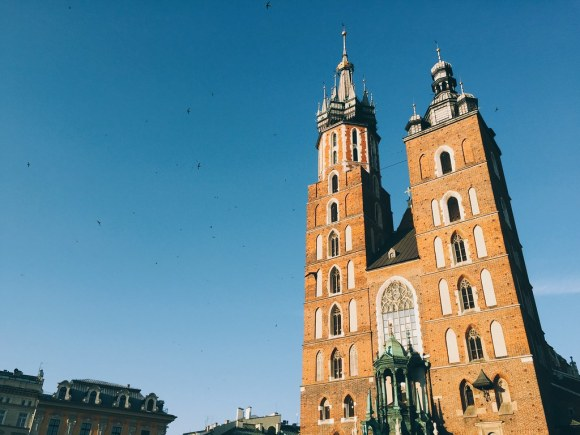 Krakow With Family (6/6/15)