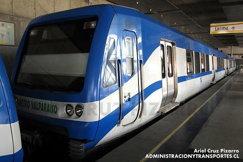 Metro Valparaíso - Puerto - Alstom Xtrapolis 100 XT10