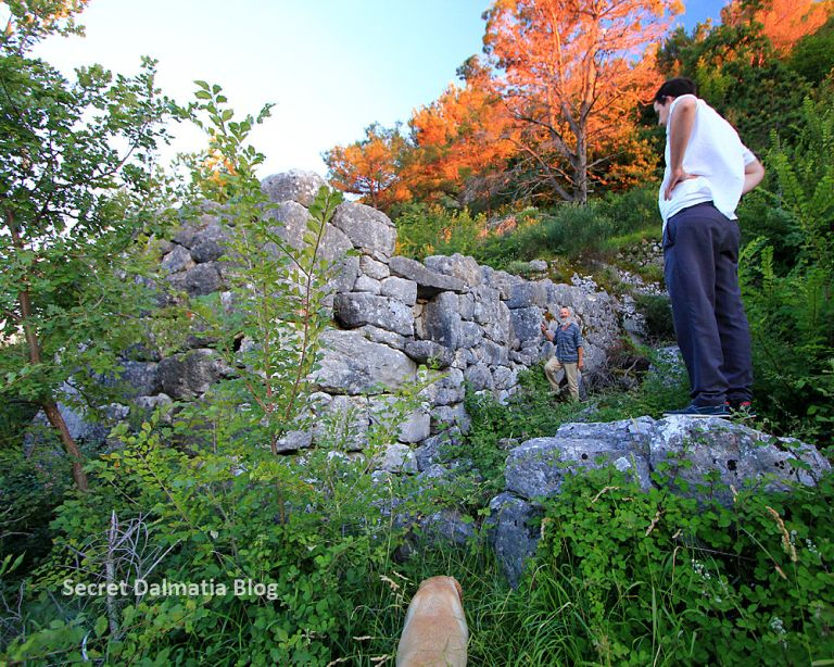 megalithic walls