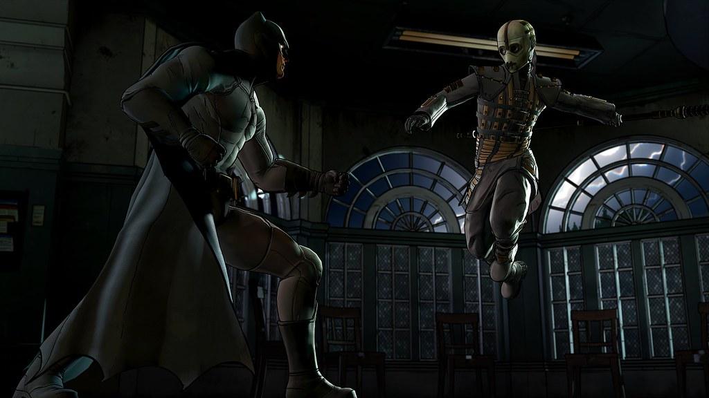 Batman: The Telltale Series Episode 5 City of Light Trailer 4