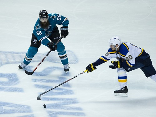San Jose Sharks: Los Tiburones del Hockey