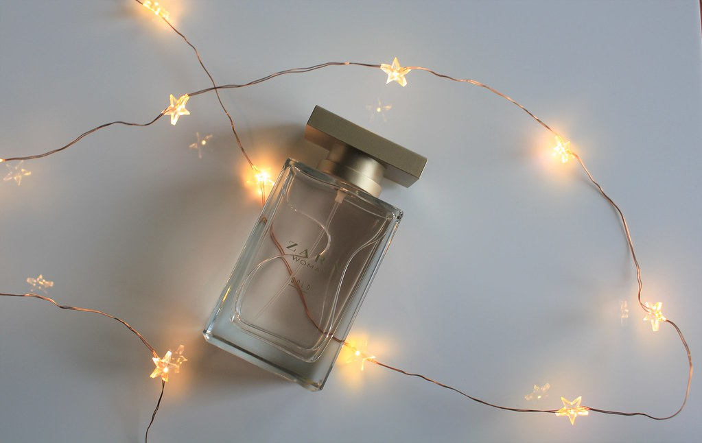 Zara Perfume - Gold