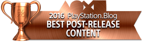 Best Post-Release Content - Bronze