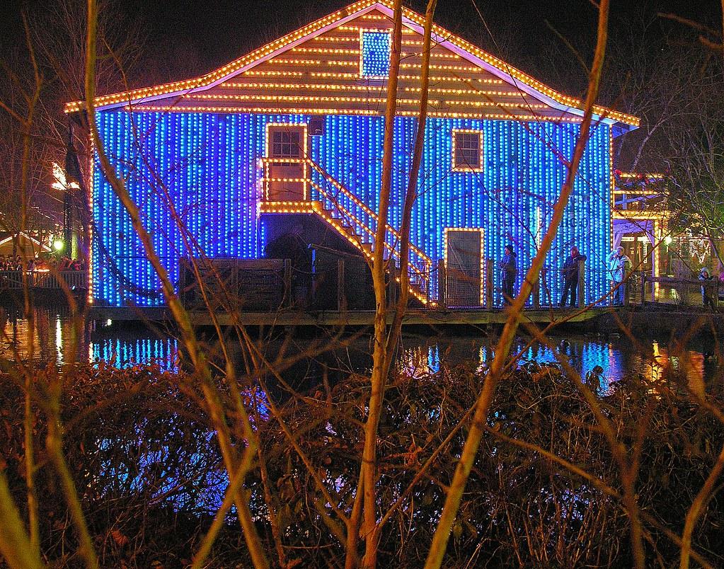 Christmas Lights Show