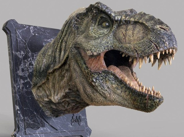 Julien Romeo Busto T rex