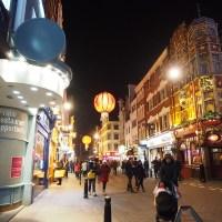 Eating Around London