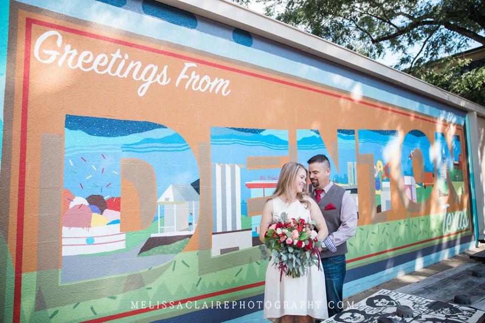 Oak Street Drafthouse Wedding Photos