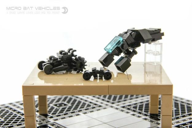Micro Batmobiles