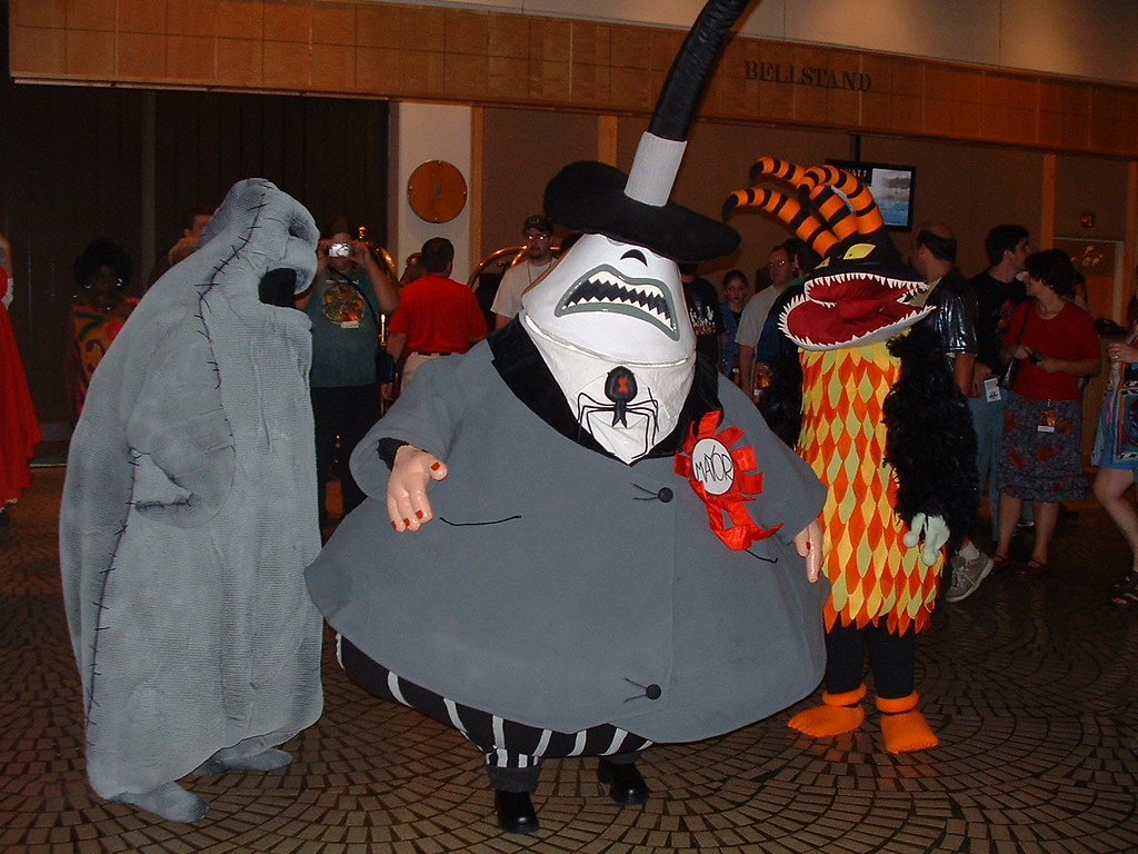 Nightmare Before Christmas Group Costumes