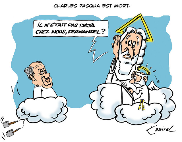 RIP Charles Pasqua