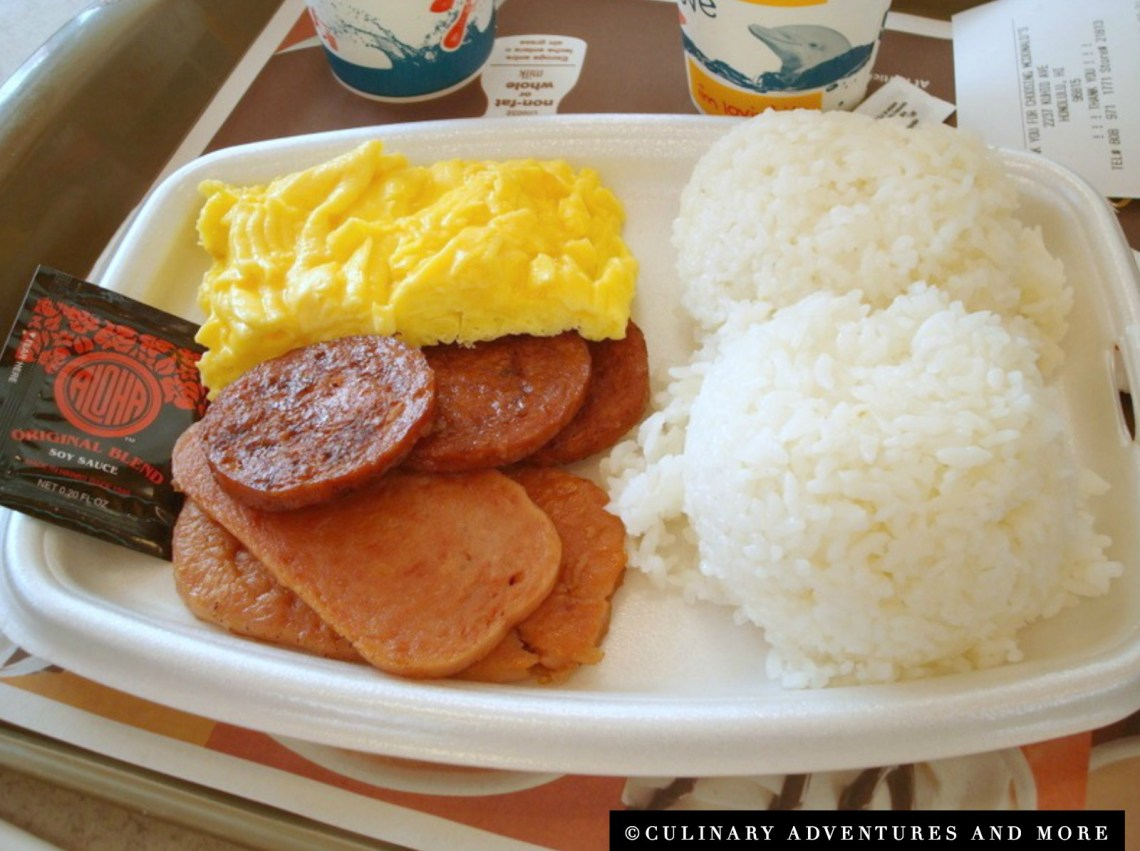 Courtesy of Culinary Adventures and More - Rice Plate