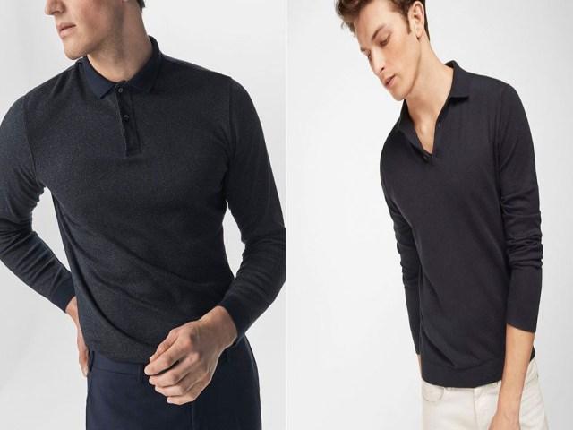 Los polos para hombre se convierten en pieza fundamental para los looks smart casual