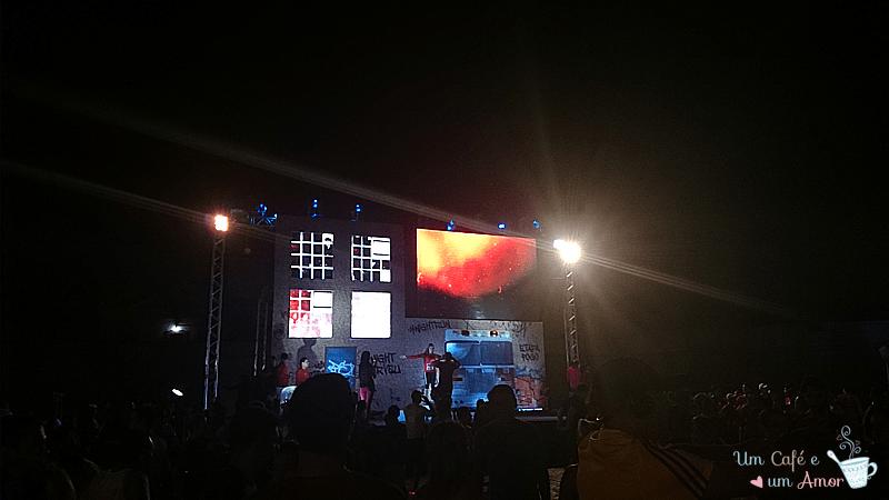Corrida Night Run Etapa Fogo Recife