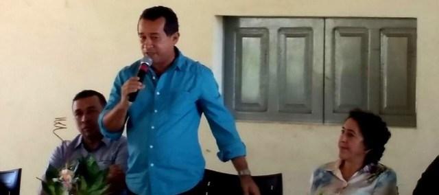 Foto do dia. Unidade da Seduc em Santarém tem novo diretor, Posse de Naldo Picota na 5ª URE
