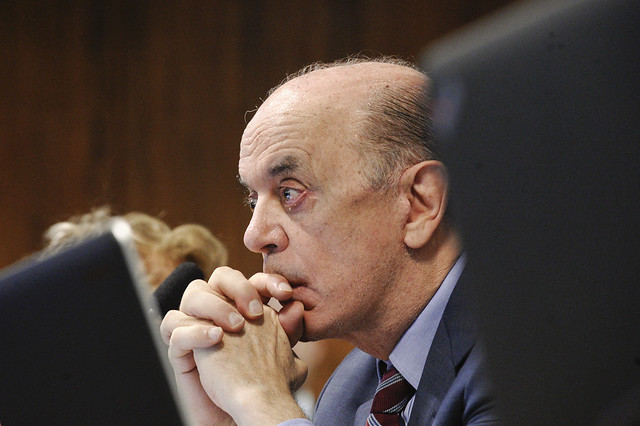 Delações da Odebrecht motivaram Serra a se demitir do governo Temer, CCJ - Comissão de Constituição, Justiça e Cidadania