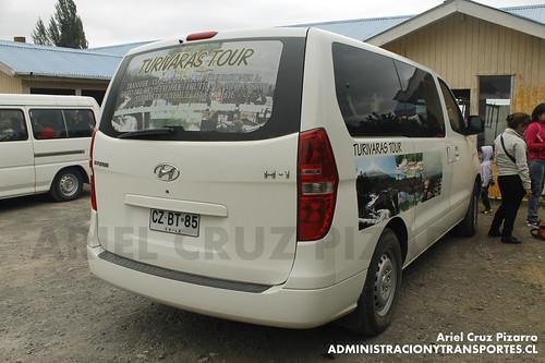 Turivaras Tour - Pucara Tenedor Libre - Hyundai H1 (CZBT85)