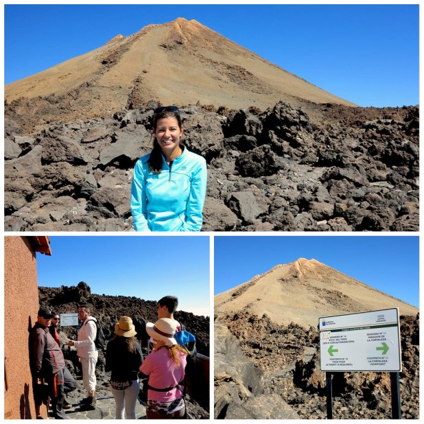 Permiso acceso pico del Teide