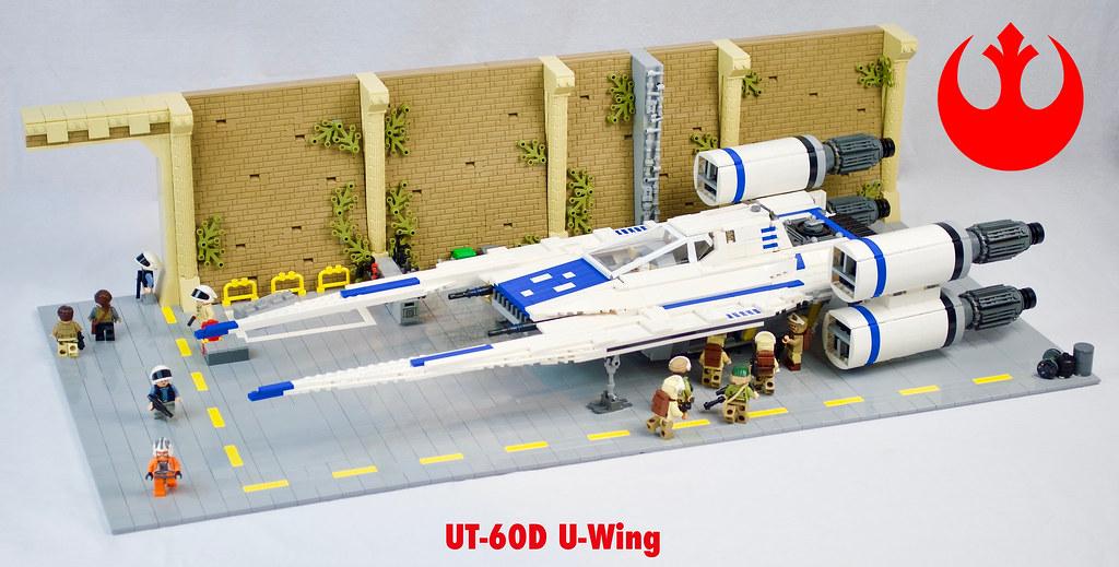 Blue Squad Star Wars U Wings