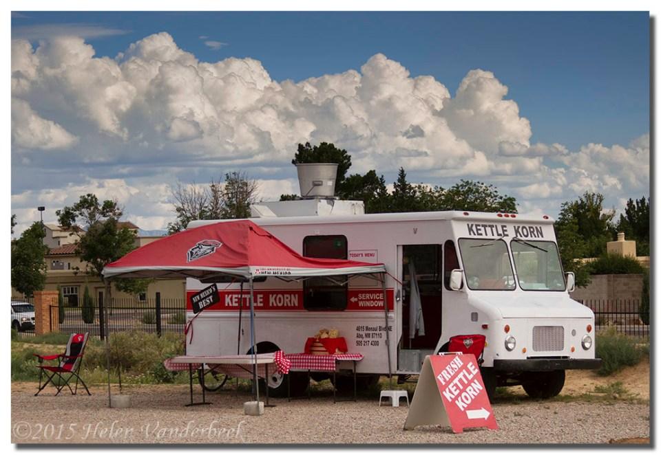 The Kettle Korn Truck