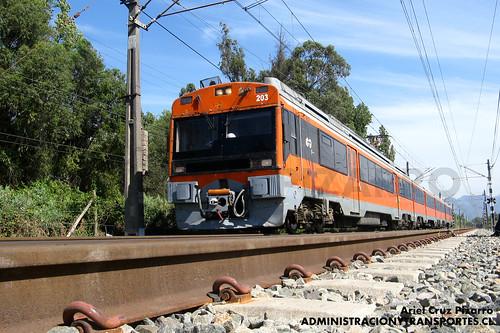 Metrotren - UT440R-203 - Paine