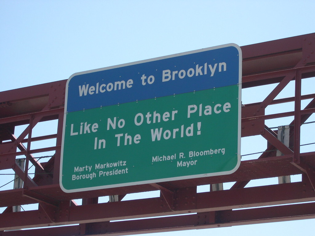Welcome To Brooklyn Triborough Flickr