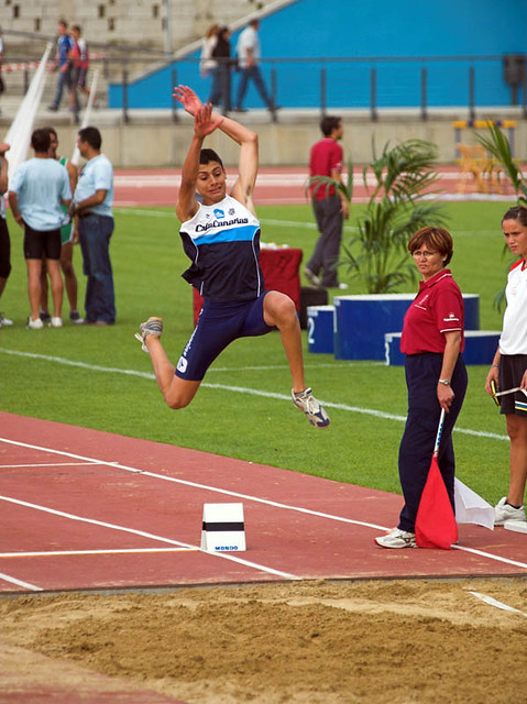 Final Salto De Longitud Cadete Jonay Rubn Jordan