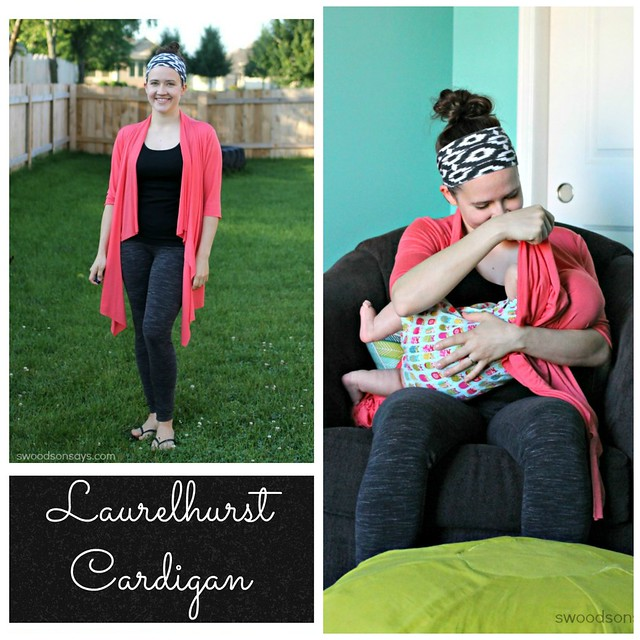 laurelhurst cardiagn straight stitch designs