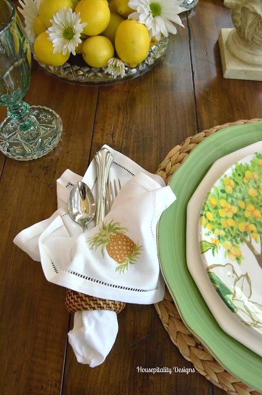 Inverted Pineapple Cake
