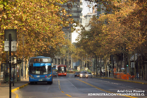 Transantiago - Inversiones Alsacia - Marcopolo Gran Viale / Volvo (ZN5477)