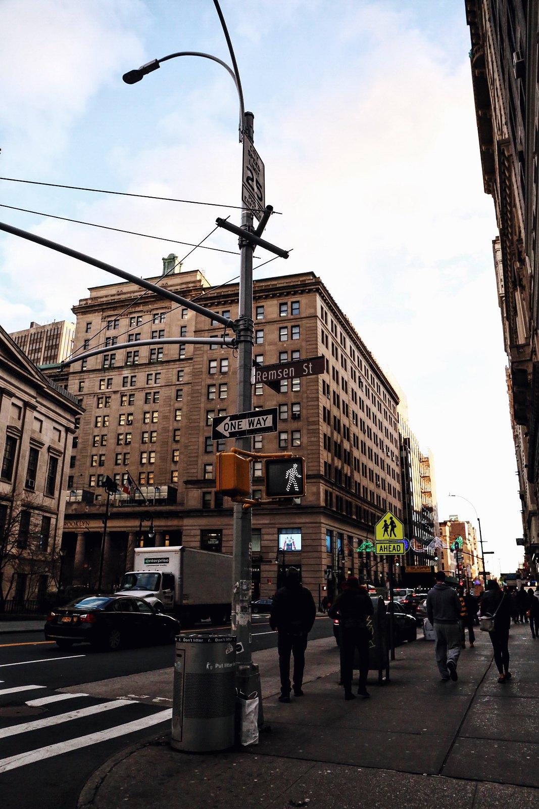 new year new york