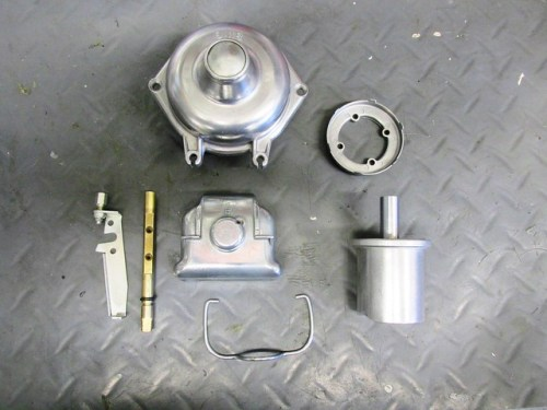 Refinished Carburetor Parts
