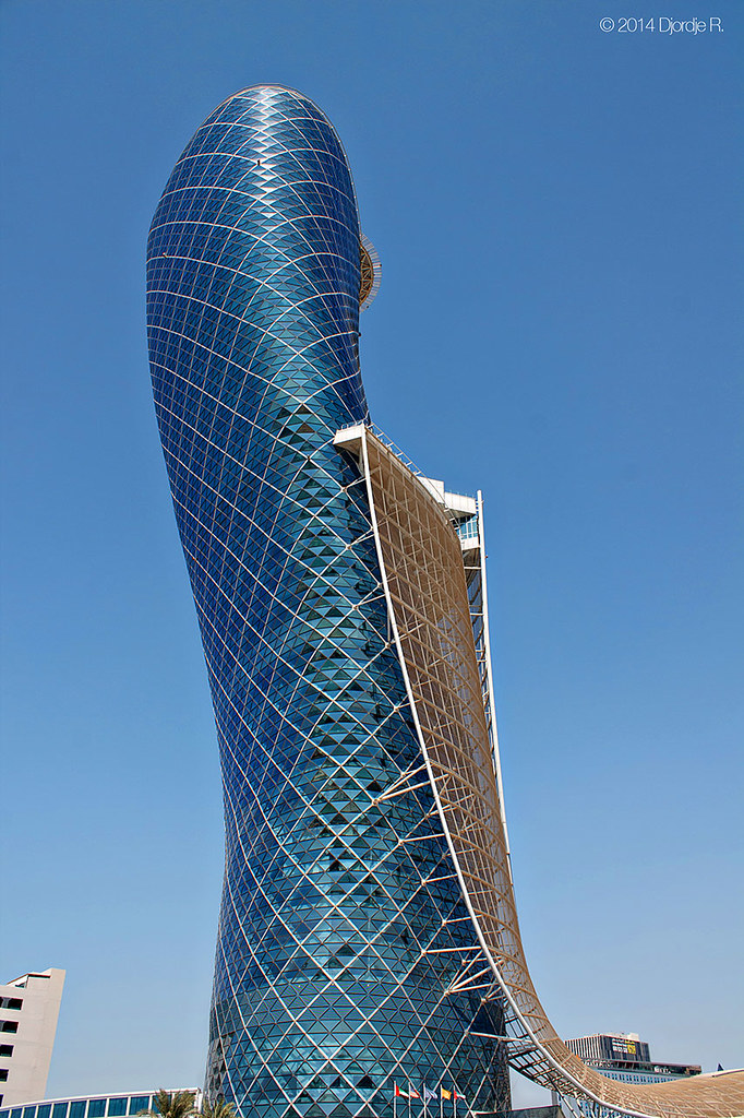 Capital Gate The First Time I Saw This Marvelous