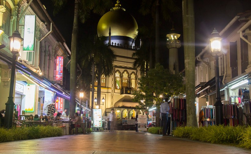 Sultan Moskeen i Singapore