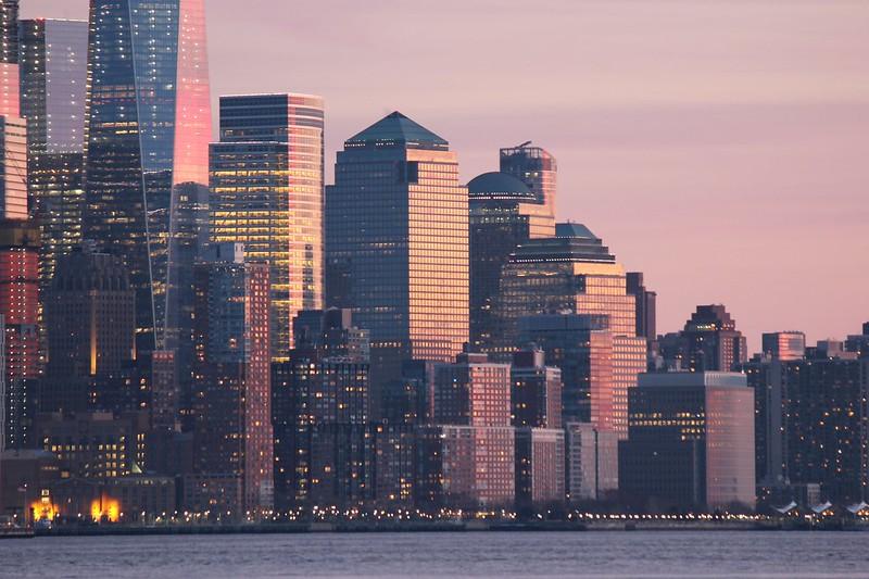 Lower Manhattan Skyline