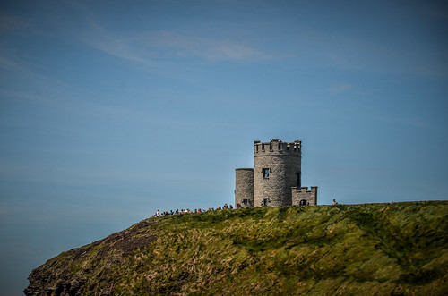 O'Brien Tower at Cliffs of Moher-009