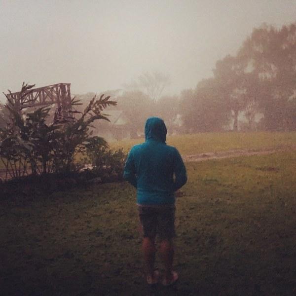 Foggy Times at Don Salvador Benedicto