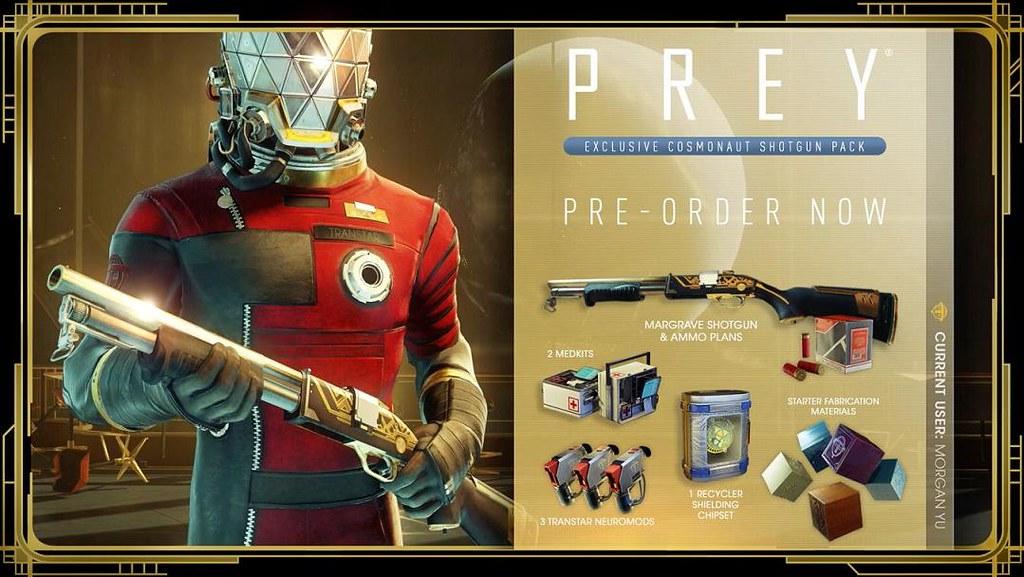 Prey-cosmonaut-shotgun