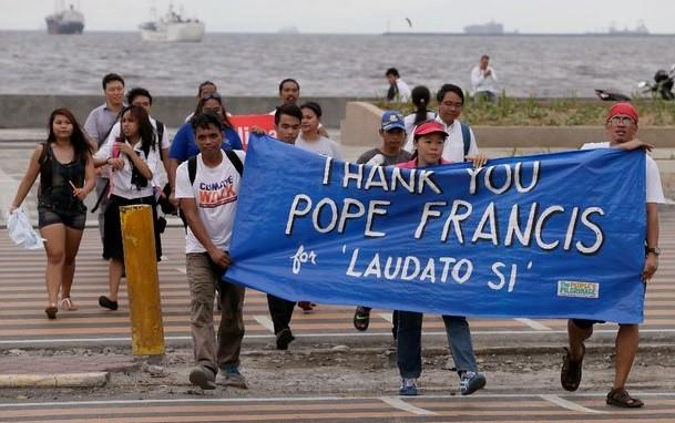 Celebra ONU llamado del Papa a combatir cambio climático