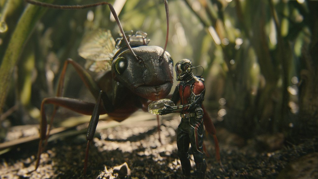 Marvel Enlists Two Writers For Ant-Man and the Wasp 2