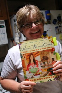Mom's (and everyone's) favorite cookbook!