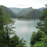 Lake of Vagli: maybe the ghost village will be visible again