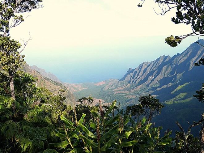 Kauai, the Garden Island of Hawaii: Na Pali Coast from Koke State Park