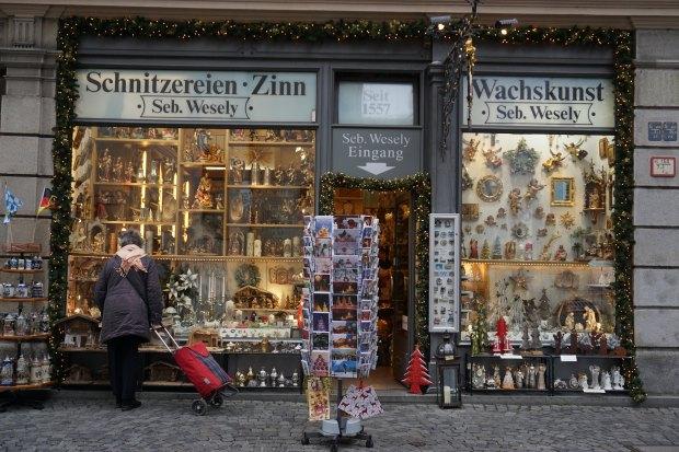 Munich - Local shop